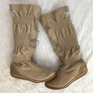 Sorel Firenzy Tall Laces Boots